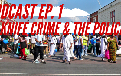 Read: Knife Crime Part Two: A Podcast Ep.1